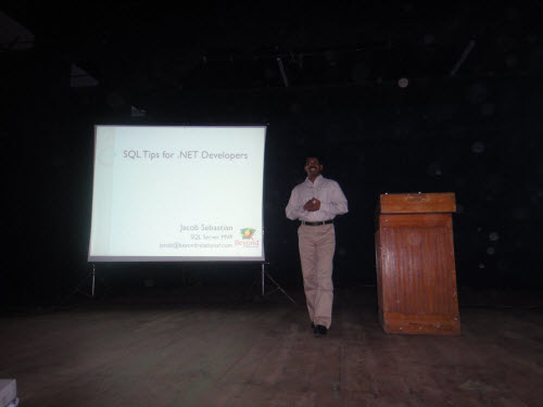 SQLAuthority News - A Successful Community Tech Days in Ahmedabad - December 11, 2010 CTD (10)