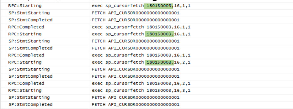 SQL SERVER - What is the query used in sp_cursorfetch and FETCH API_CURSOR? Cursor-02
