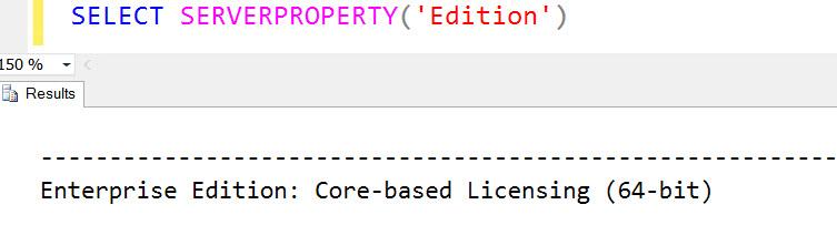 SQL SERVER - Using 20 Logical Processors Based on SQL Server Licensing Edition-01