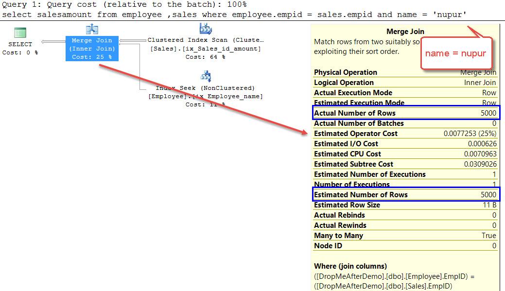 SQL SERVER - What is Filtered Statistics? FilterStats-04