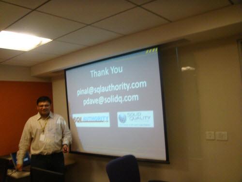SQLAuthority News - MUGH - Microsoft User Group Hyderabad - Feb 2, 2010 Session Review HyderabadUG (1)