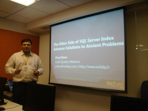SQLAuthority News - MUGH - Microsoft User Group Hyderabad - Feb 2, 2010 Session Review HyderabadUG (2)