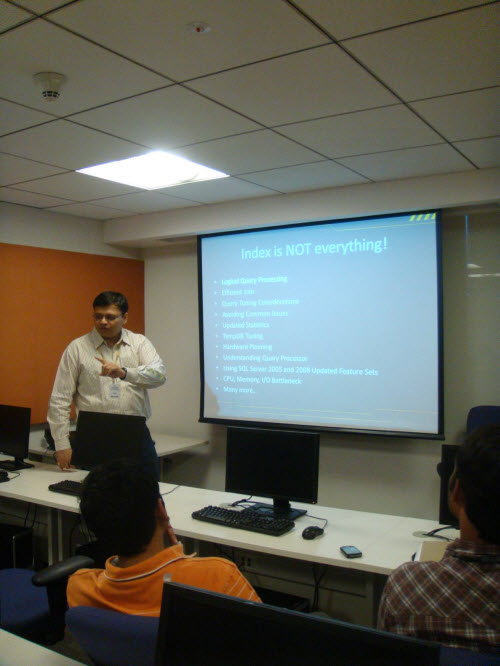 SQLAuthority News - MUGH - Microsoft User Group Hyderabad - Feb 2, 2010 Session Review HyderabadUG (3)