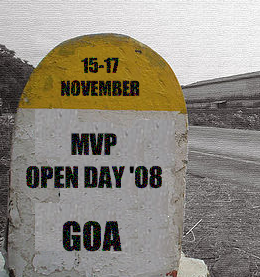 Author Visit - MVP Open Day 2008 - Goa - November 15-17 MVPOpenDay2008Badge