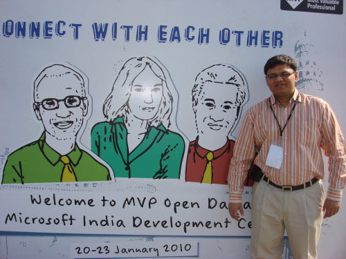 SQLAuthority News - MVP Open Day South Asia - Jan 20, 2010 - Jan 23, 2010 - Review Part Fun MVPOpenDay2010_40