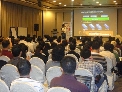 SQLAuthority News – Presenting at South East Asia SharePoint Conference – Oct 26, 27, 2010 – Singapore SharePointConference (4)