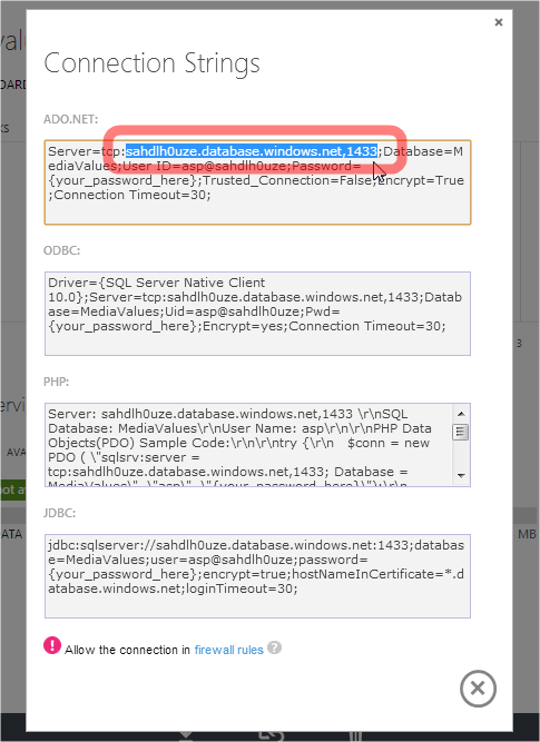 SQL SERVER - Azure SQL Databases Backup Made Easy with SQLBackupAndFTP image06