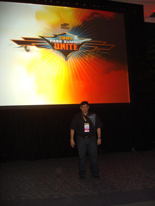 SQLAuthority News - SQLPASS  Summit, Seattle 2009 - Day 1 SQLPASS1 (11)