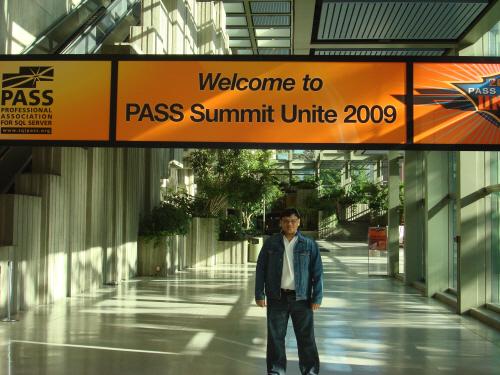 SQLAuthority News - SQLPASS  Summit, Seattle 2009 - Day 1 SQLPASS1 (4)