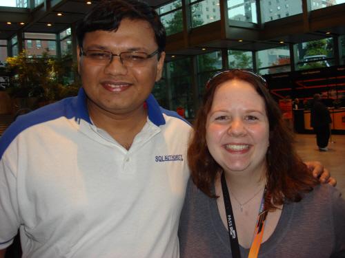 SQLAuthority News - SQLPASS  Summit, Seattle 2009 - Day 1 SQLPASS1 (8)