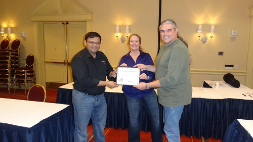 SQLAuthority News - Excellent Learning Experience at SQLskills Immersion Events SQLskills-award