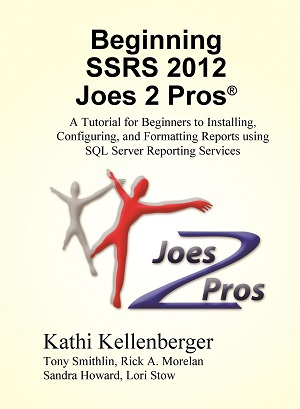 SQL SERVER - Create a Very First Report with the Report Wizard SSRS2012cover