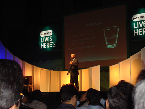 SQLAuthority News - Summary of TechEd India 2009 - A Grand Event DSC04045