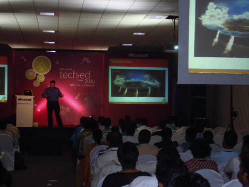 SQLAuthority News - TechEd India - April 12-14, 2010 Bangalore - An Unforgettable Experience TechEdIndia (17)
