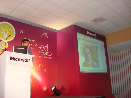 SQLAuthority News - TechEd India - April 12-14, 2010 Bangalore - An Unforgettable Experience TechEdIndia (21)