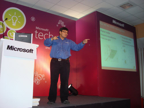 SQLAuthority News - TechEd India - April 12-14, 2010 Bangalore - An Unforgettable Experience TechEdIndia (22)