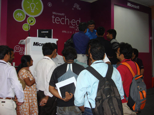 SQLAuthority News - TechEd India - April 12-14, 2010 Bangalore - An Unforgettable Experience TechEdIndia (23)