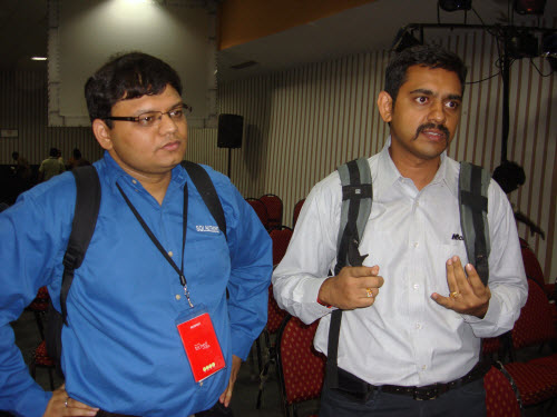 SQLAuthority News - SQL Server Technology Evangelists and Evangelism TechEdIndia%20(24)