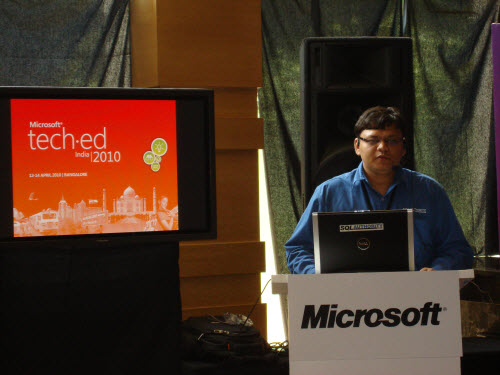 SQLAuthority News - TechEd India - April 12-14, 2010 Bangalore - An Unforgettable Experience TechEdIndia (8)