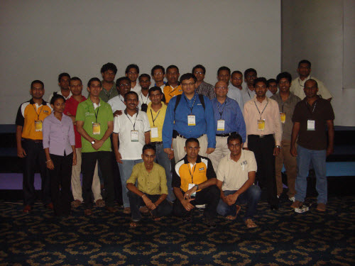SQLAuthority News - Excellent Event - TechEd Sri Lanka - Feb 8, 2010 TechEd SriLanka (10)