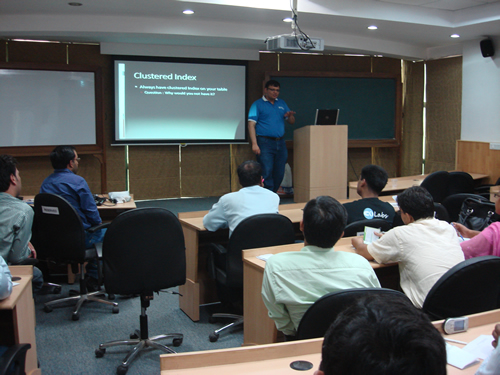 SQLAuthority News - Authors Visit - DelhiBuzz TechEd on July 11, 2009 2