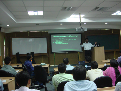 SQLAuthority News - Authors Visit - DelhiBuzz TechEd on July 11, 2009 6