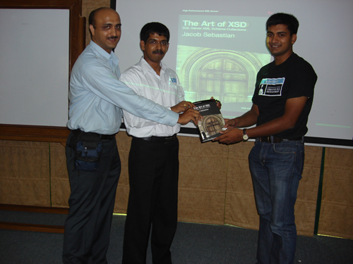 SQLAuthority News - Authors Visit - DelhiBuzz TechEd on July 11, 2009 7