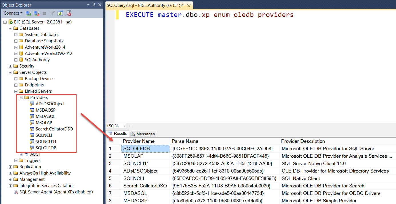 SQL SERVER - FIX - Export Error - 'Microsoft.ACE.OLEDB.12.0' provider is not registered on the local machine ace-error-04