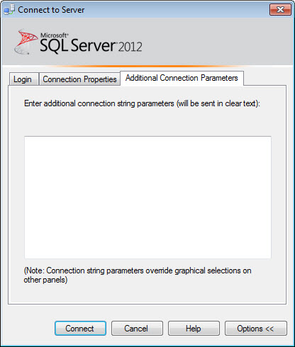 SQL SERVER - How to Hide Yourself from SQL Server? - Guest Post by Balmukund Lakhani advanceconnection