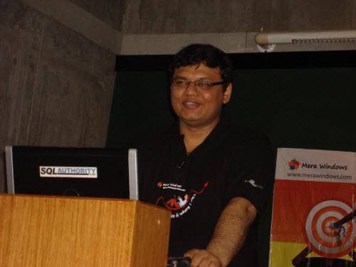 SQLAuthority News – Community Tech Days, Ahmedabad – July 24,2010 AMDCTD02