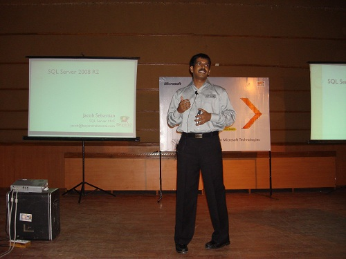 SQLAuthority News - Ahmedabad Community Tech Days - Jan 30, 2010 - Huge Success AhmedabadCTD (3)