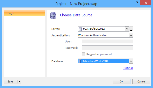 SQL SERVER - Auditing and Profiling Database Made Easy with ApexSQL Trigger and ApexSQL Audit image001