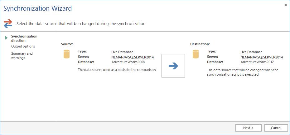 SQL SERVER - SQL Server Data Compare Tool 16