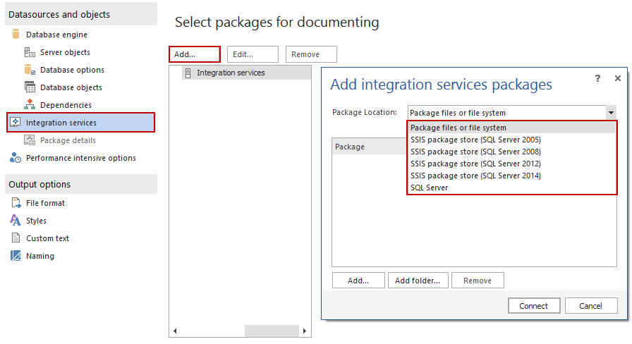 SQL SERVER – Documentation Tool image013