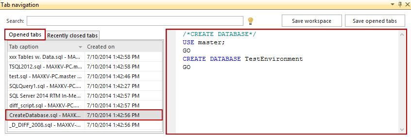 SQL SERVER – Free intellisense add-in for SSMS image007
