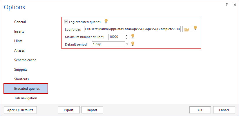 SQL SERVER – Free intellisense add-in for SSMS image009