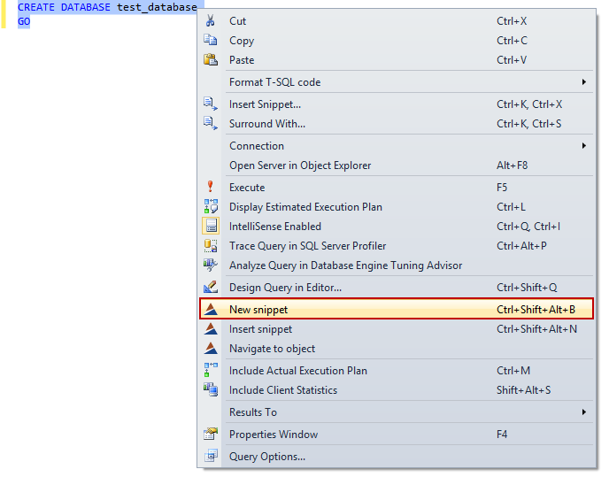 SQL SERVER – Free intellisense add-in for SSMS image012