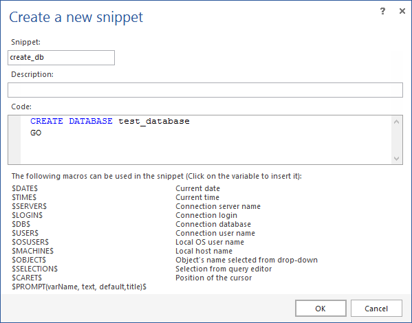 SQL SERVER – Free intellisense add-in for SSMS image013