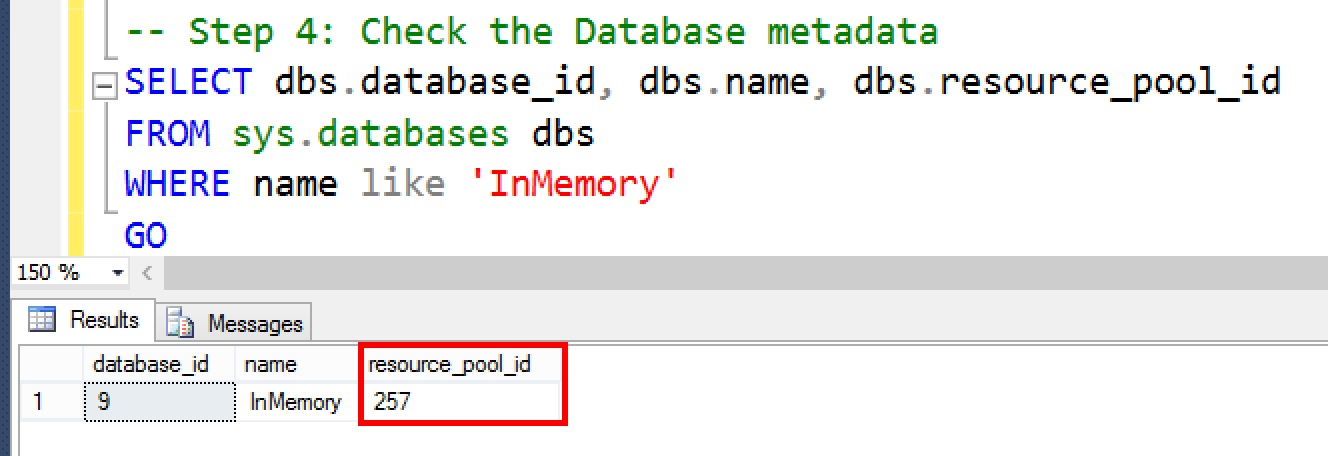 SQL SERVER - How to Bind Resource Governor for InMemory Enabled Databases? bind-db-to-rg-InMemory