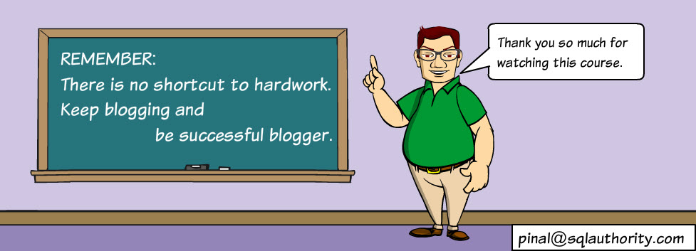 Blogging Best Practices - Checklist for Building Successful Blog - Part 6 blog6
