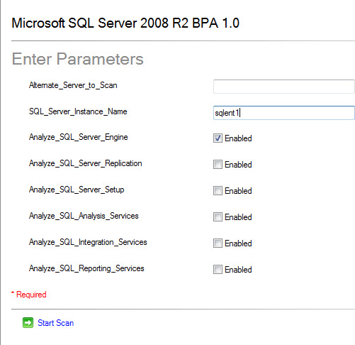 SQL SERVER - Introduction to Best Practices Analyzer - Quick