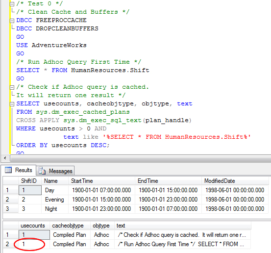how to make sql query run faster
