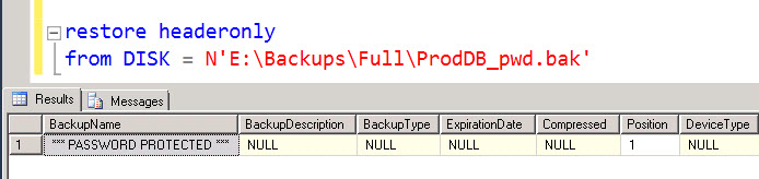 SQL SERVER - Restore Error: Specified cast is not valid (SqlManagerUI) cast-error-05