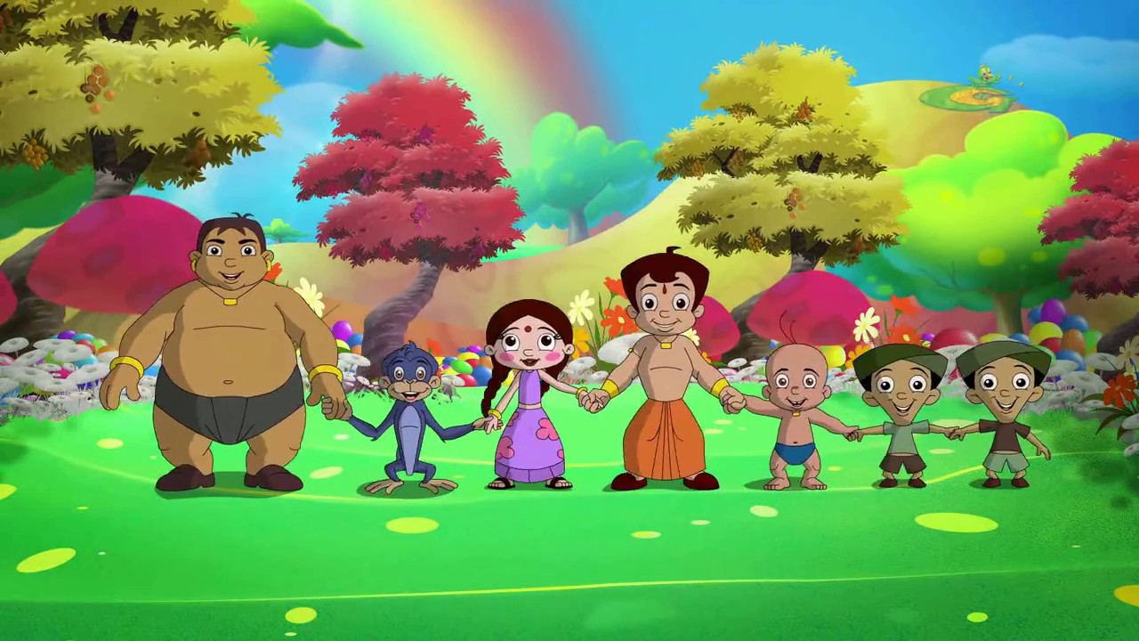 Developer's Life - Every Developer is a Chhota Bheem cbteam