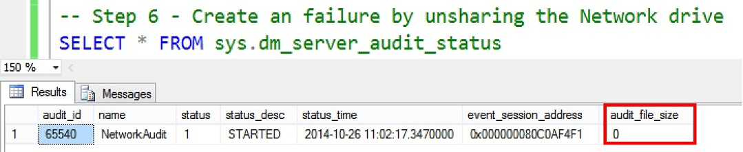 SQL SERVER - How to Chang Audit Location? change-audit-location-02