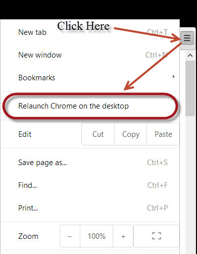 Personal Technology - Chrome Missing Close Button - Chrome in Desktop Mode in Windows 8 chrome3