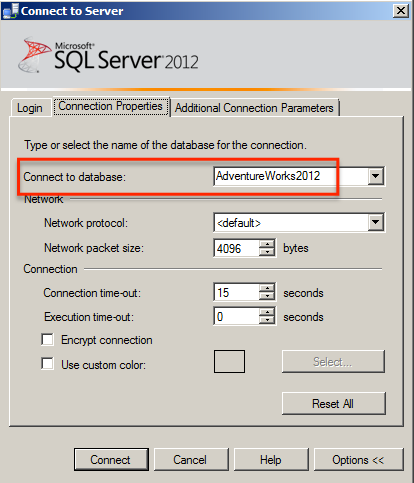 SQL SERVER - Beginning Contained Databases - Notes from the Field #037 containeddb5