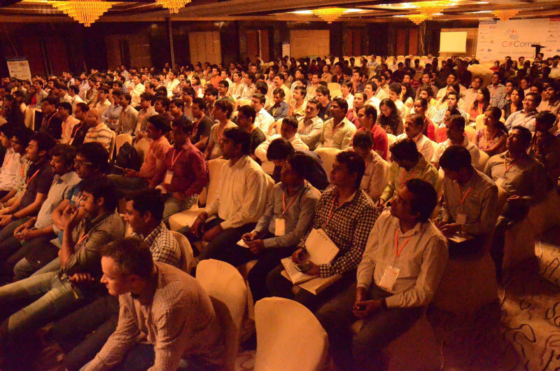 SQLAuthority News - An Amazing Event - Presented at North India's Largest Conference C Sharp Corner c-sharp%20(10)