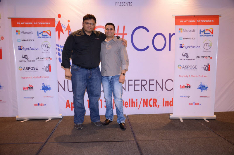 SQLAuthority News - An Amazing Event - Presented at North India's Largest Conference C Sharp Corner c-sharp%20(8)