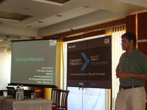 SQLAuthority News - Community TechDays in Ahmedabad - A Successful Event - Oct 3, 2009 CTD2